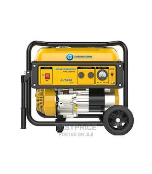 Thermocool 3.75KVA Generator Hustler 4000MS Manual   Electrical Equipment for sale in Lagos State, Ikeja