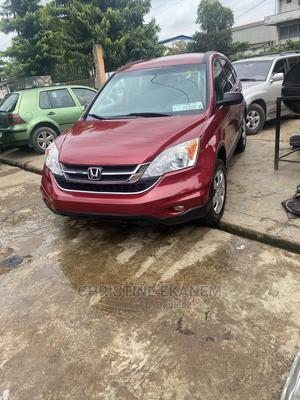 Honda CR-V 2010 Red | Cars for sale in Lagos State, Abule Egba