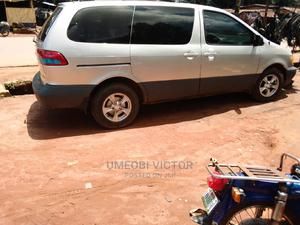 Toyota Sienna 2002 Silver   Cars for sale in Anambra State, Aguata