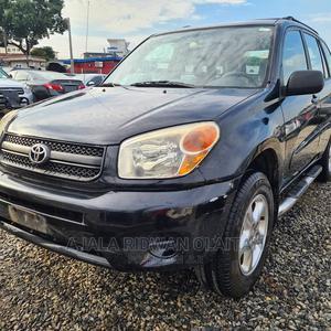 Toyota RAV4 2004 Black | Cars for sale in Lagos State, Yaba