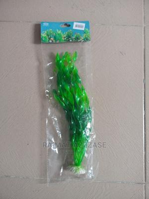 Aquarium Plant Green Color | Pet's Accessories for sale in Lagos State, Surulere