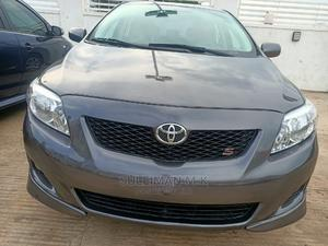 Toyota Corolla 2009 Gray | Cars for sale in Abuja (FCT) State, Kaura