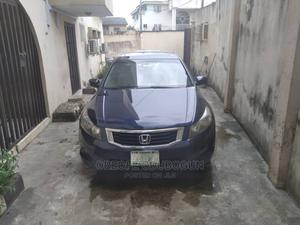 Honda Accord 2009 Blue   Cars for sale in Lagos State, Magodo