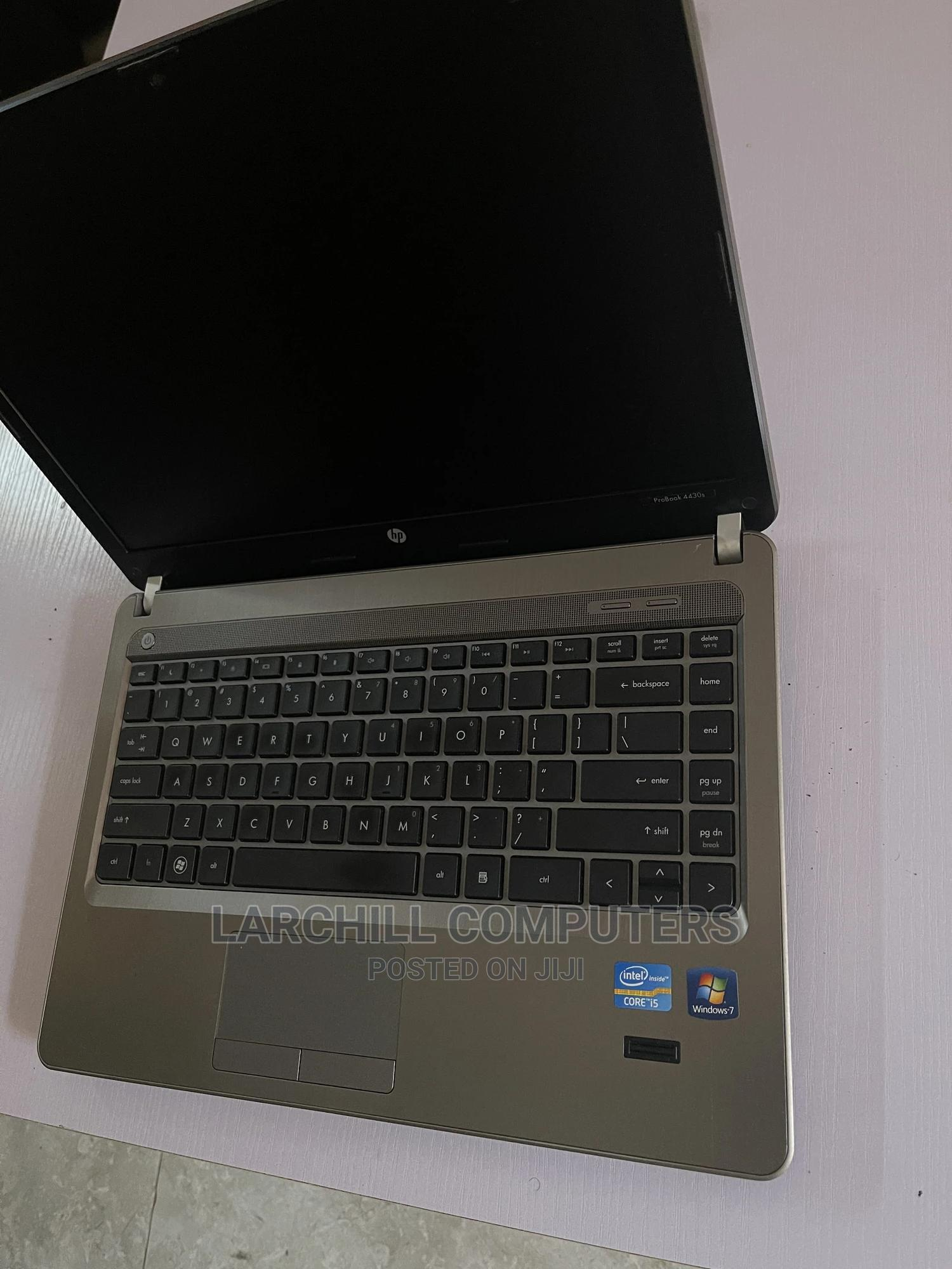 Laptop HP ProBook 4440S 4GB Intel Core i5 HDD 500GB   Laptops & Computers for sale in Ajah, Lagos State, Nigeria
