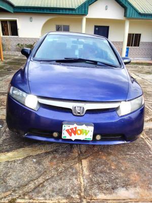 Honda Civic 2009 1.4i Sport Blue   Cars for sale in Osun State, Ilesa