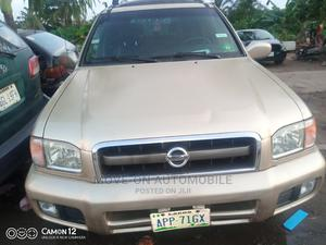 Nissan Pathfinder 2002 LE AWD SUV (3.5L 6cyl 4A) Gold | Cars for sale in Lagos State, Amuwo-Odofin
