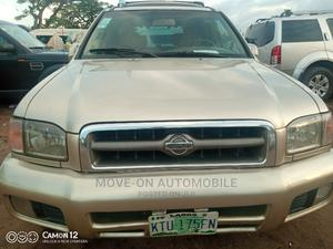 Nissan Pathfinder 2002 LE RWD SUV (3.5L 6cyl 4A) Gold | Cars for sale in Lagos State, Amuwo-Odofin