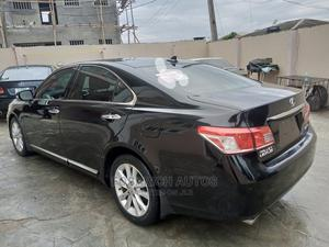 Lexus ES 2010 350 Black | Cars for sale in Lagos State, Ajah