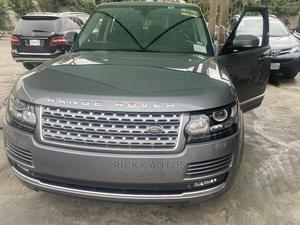 Land Rover Range Rover 2013 Gray | Cars for sale in Lagos State, Ikeja