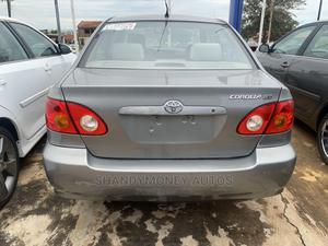 Toyota Corolla 2004 Sedan Automatic Gray   Cars for sale in Kwara State, Ilorin South