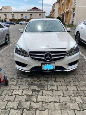 Mercedes-Benz E350 2015 White | Cars for sale in Lagos State, Lekki