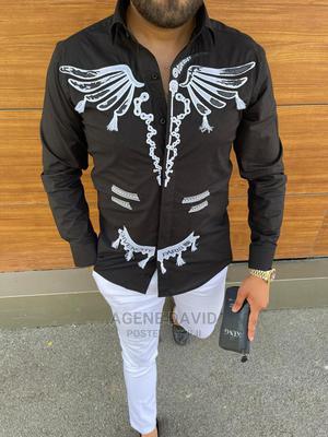 Quality Designer Shirt   Clothing for sale in Lagos State, Ikorodu