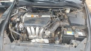 Honda Accord 2005 Black | Cars for sale in Abuja (FCT) State, Apo District