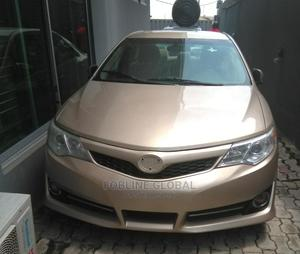 Toyota Camry 2013 Gold   Cars for sale in Lagos State, Ikeja