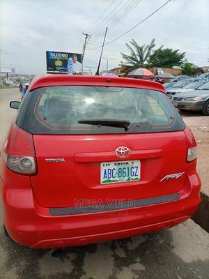 Toyota Matrix 2005 Red | Cars for sale in Osun State, Osogbo