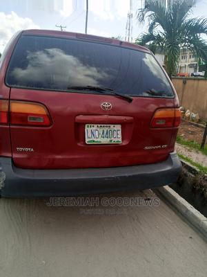 Toyota Sienna 2000 Red | Cars for sale in Lagos State, Ajah