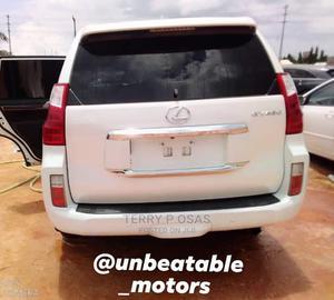 Lexus GX 2012 460 White | Cars for sale in Edo State, Benin City