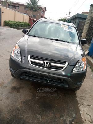 Honda CR-V 2005 Black   Cars for sale in Lagos State, Ikeja