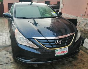 Hyundai Sonata 2011 Blue | Cars for sale in Lagos State, Magodo