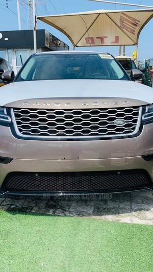 Land Rover Range Rover Velar 2018 P380 HSE R-Dynamic 4x4 Brown | Cars for sale in Lagos State, Lekki
