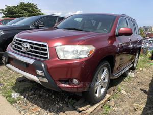 Toyota Highlander 2010 Limited Red | Cars for sale in Lagos State, Amuwo-Odofin