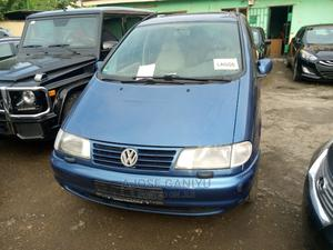 Volkswagen Sharan 2000 2.8 Blue | Cars for sale in Lagos State, Oshodi