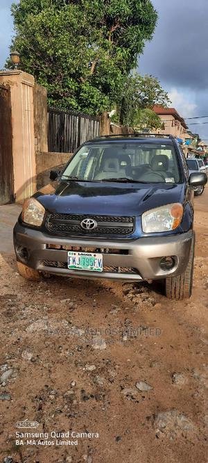 Toyota RAV4 2004 1.8 Blue | Cars for sale in Lagos State, Amuwo-Odofin