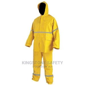 Overall Safety Raincoat | Safetywear & Equipment for sale in Lagos State, Ikorodu