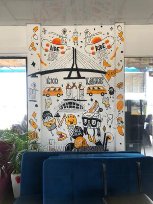 Mural on Wall | Building & Trades Services for sale in Lagos State, Maryland
