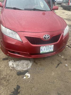 Toyota Camry 2008 Red | Cars for sale in Delta State, Warri