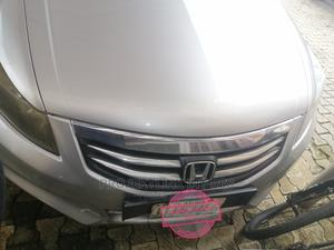 Honda Accord 2011 Sedan EX-L Silver   Cars for sale in Lagos State, Ajah