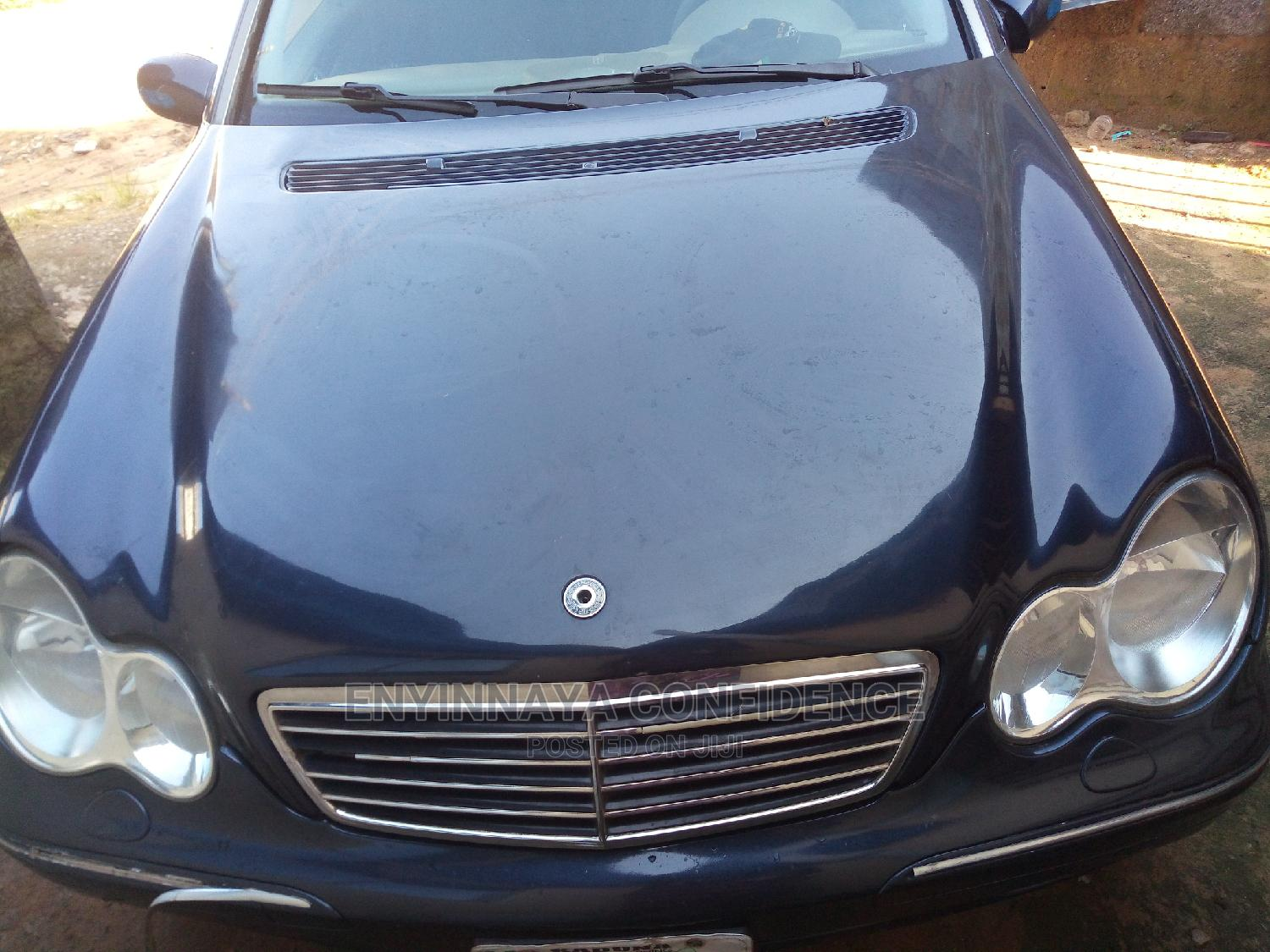Mercedes-Benz C240 2003 Blue   Cars for sale in Central Business District, Abuja (FCT) State, Nigeria