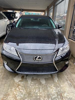 Lexus ES 2015 Black | Cars for sale in Lagos State, Surulere