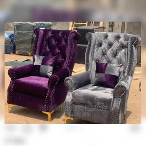 Arm Chairs (Accent Sofa) Can Come in Colors of Your Choice   Furniture for sale in Lagos State, Ajah
