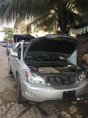 Lexus RX 2009 Silver | Cars for sale in Lagos State, Ikoyi