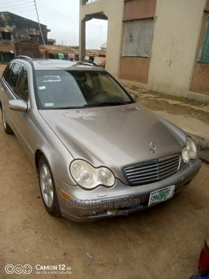 Mercedes-Benz C240 2003 Silver | Cars for sale in Kwara State, Ilorin South