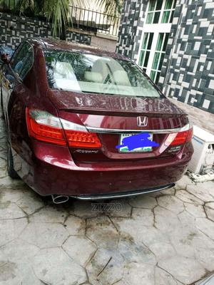 Honda Accord 2013 Red | Cars for sale in Lagos State, Ikoyi