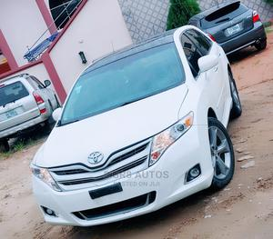 Toyota Venza 2010 V6 AWD White   Cars for sale in Lagos State, Yaba
