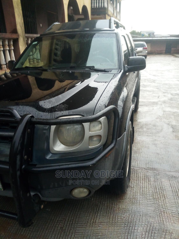 Nissan Xterra 2004 Black
