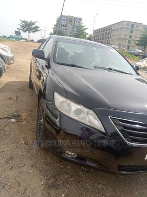 Toyota Camry 2008 Black   Cars for sale in Abuja (FCT) State, Gaduwa
