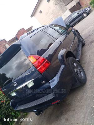 Lexus GX 2003 470 Blue | Cars for sale in Lagos State, Ikeja