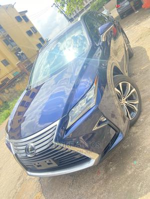 Lexus RX 2017 350 AWD Blue | Cars for sale in Lagos State, Ogba