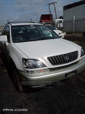 Lexus RX 2000 White   Cars for sale in Lagos State, Ojodu