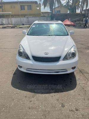 Lexus ES 2005 330 White | Cars for sale in Lagos State, Abule Egba