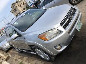Toyota RAV4 2008 Limited V6 4x4 Silver | Cars for sale in Lagos State, Ikeja