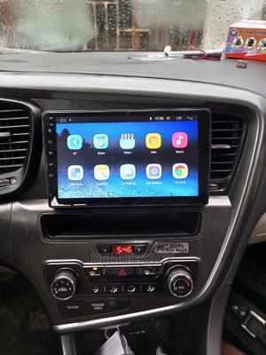 Kia Optima 2011/13 Android Screen With Gps Navigation (Map)   Vehicle Parts & Accessories for sale in Lagos State, Ikeja