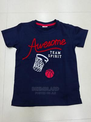 Quality Boy T-Shirt | Children's Clothing for sale in Lagos State, Ojota