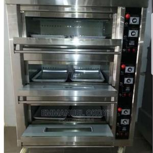 6 Tray Gas Oven (Industrial) | Industrial Ovens for sale in Lagos State, Ikeja