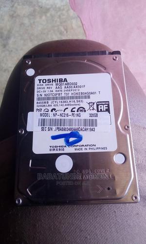 320 Gb Toshiba Hard Disk | Computer Hardware for sale in Ekiti State, Ido-Osi