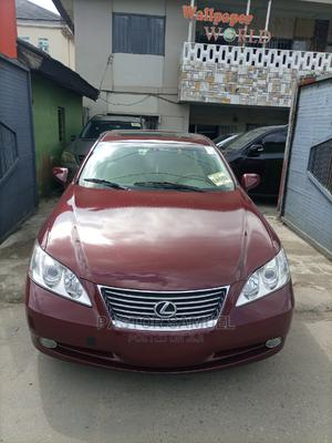 Lexus ES 2008 350 Red   Cars for sale in Lagos State, Isolo